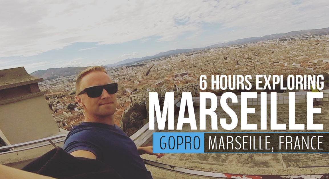 top attractions in marseille france gopro travel video. Black Bedroom Furniture Sets. Home Design Ideas